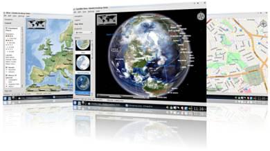 Programma Gratis MappaMondo
