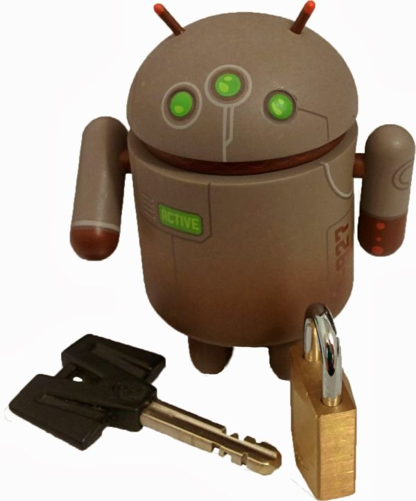 cancellazione definitiva dati android