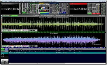 Mixer Freeware Audio Editing