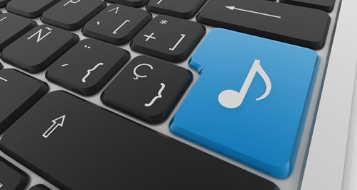 musica da comporre e ascoltare online