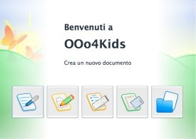 Office Gratis per Bambini