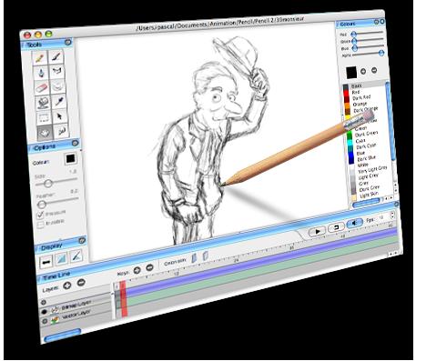 Как сделать рисунок в 2d
