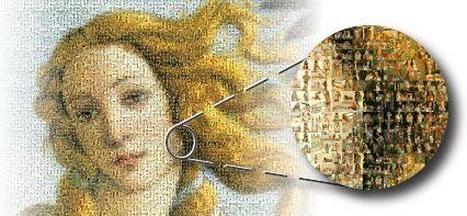 Creare foto mosaico con tante piccole foto