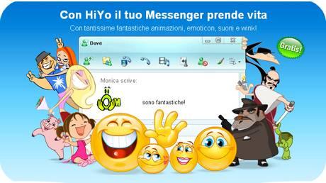 Programma Per potenziare messenger