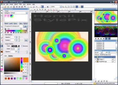 Programma Gratis Grafica in 2D
