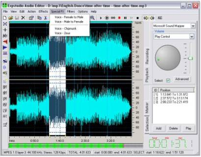 Programma  Produzione Audio