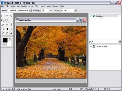 Download Programma Fotoritocco Fotografix