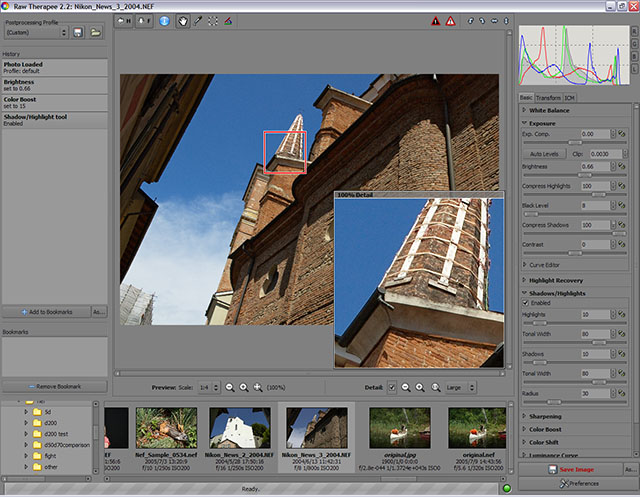 Freeware Modifica Gestione Foto Raw