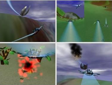 Gioco Gratis Battaglie Spaziali in 3D
