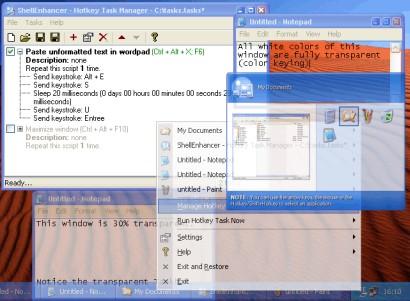 Potenziamento Visuale Winodws Xp