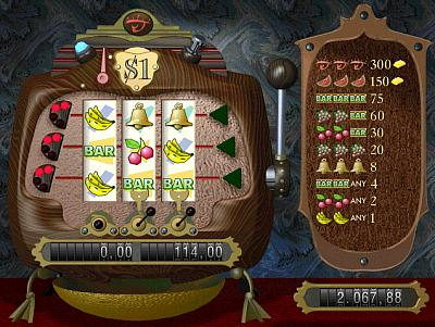 Slot Machine Gratis Freeware