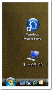 Freeware Spegnere Schermo LCD