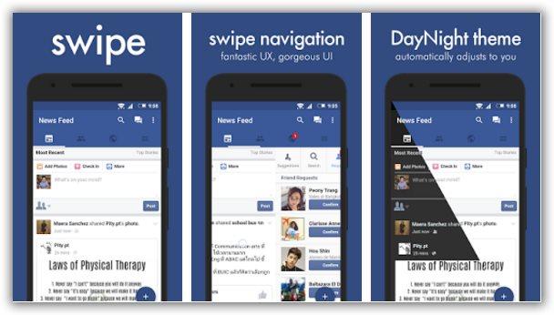 alternativa app Facebook