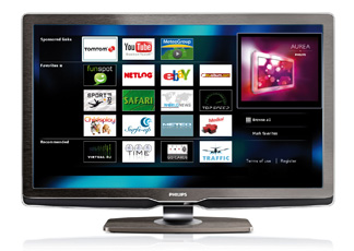 Televisione via Internet in Streaming