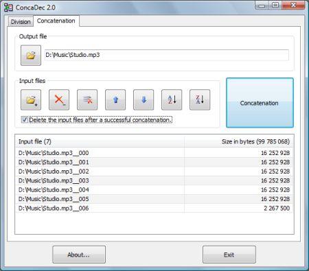 Freeware per Unire o Dividere File