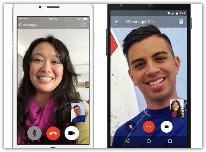 Messenger Videochat attivazione