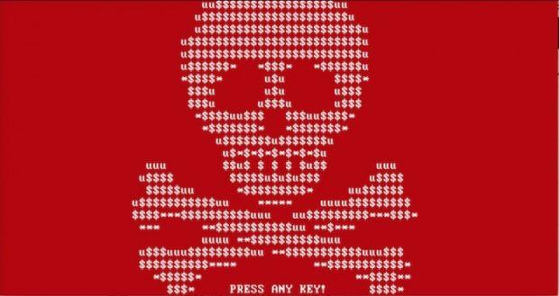 virus petya ransomware virus