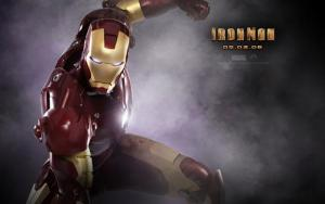 Desktop Wallpaper Iron Man