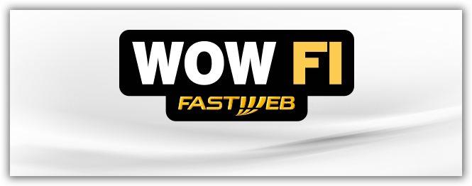 Wifi gratis Fastweb