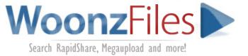 Ricerca File in RapidShare MegaUpload