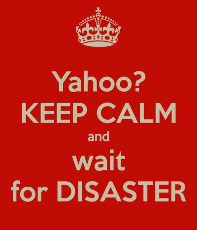 Yahoo fallimento