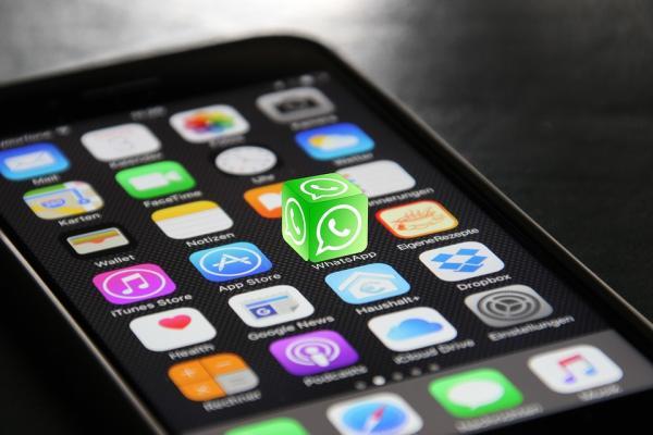 come taggare un utente whatsapp
