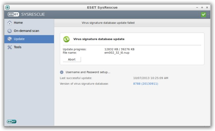 eliminare virus senza avviare windows