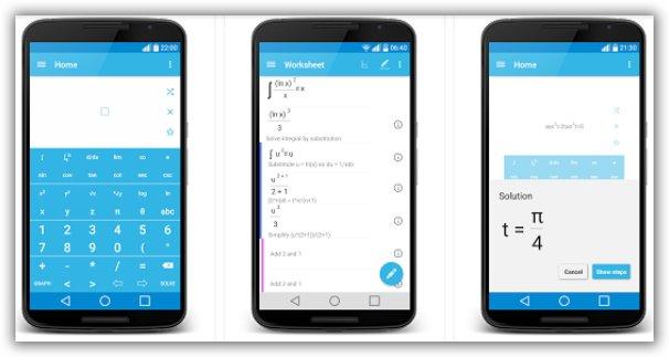 app per risolvere problemi matematici