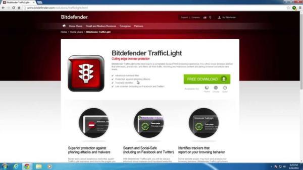 protezione browser dai virus