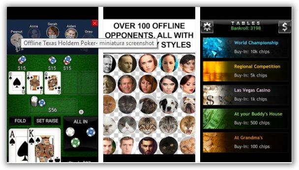 imparare a giocare a poker offline