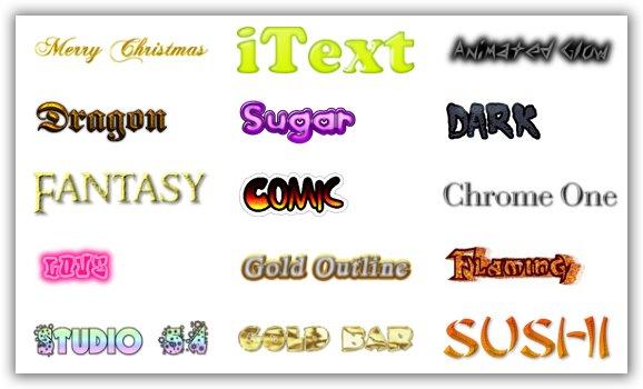 creare logo scritte online