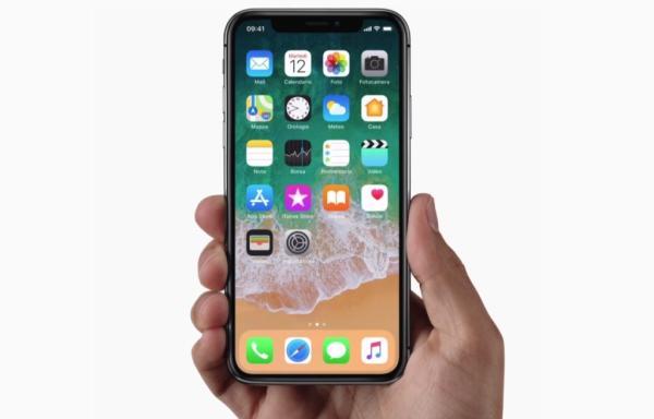 problemi iphone x