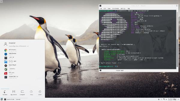 linux rolling release
