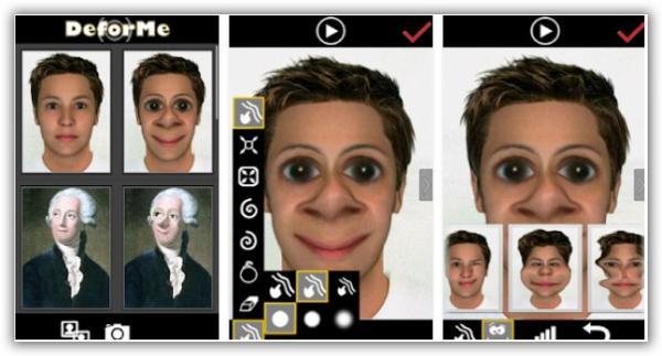 migliori app per le caricature