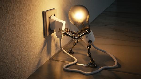 pagare bollette corrente elettrica dei debitori