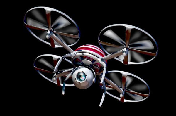 simulatore per drone