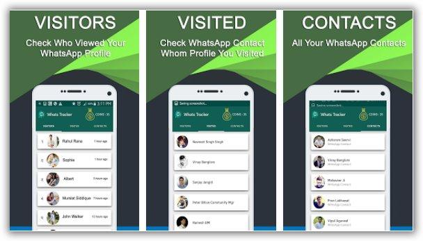 visita profilo whatsapp