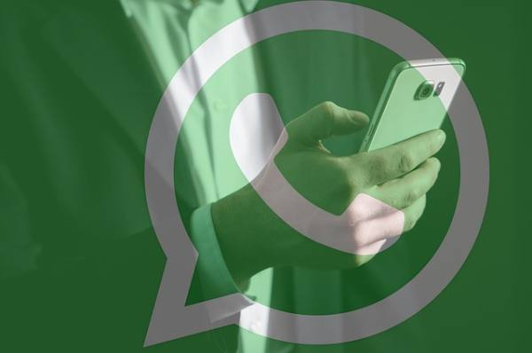 whatsapp con impronta digitale