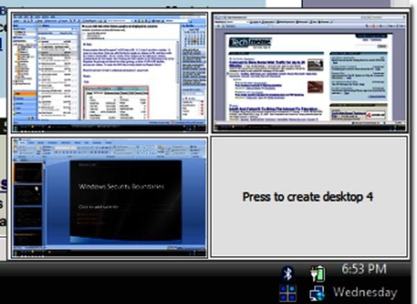 desktop virtuali windows 8 windows 7