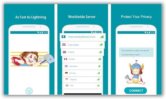 vpn gratis illimitata per cellulare