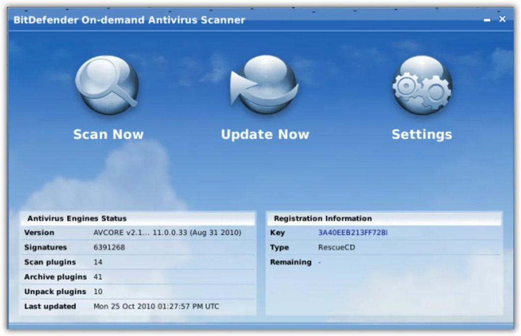 antivirus senza avviare windows