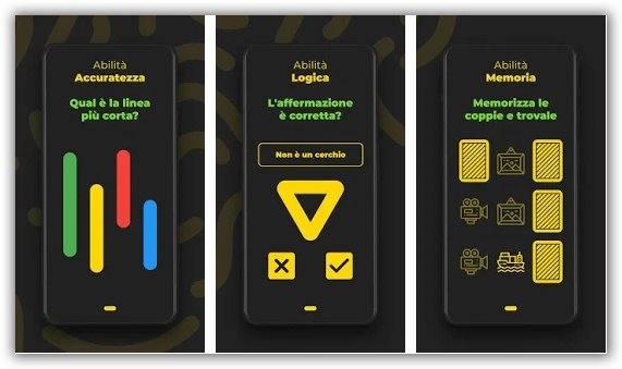 app giochi mentali smarter in italiano