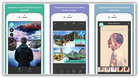 app gratuita per modificare foto cellulare Pixlr