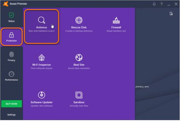 avast antivirus gratis in italiano 2019