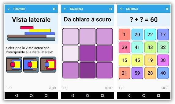 app per la mente screenshoot