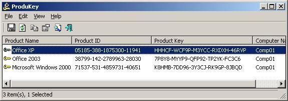 trovare seriale attivazione microsoft
