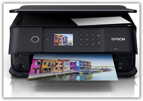 stampante fotografica epson xp-6000